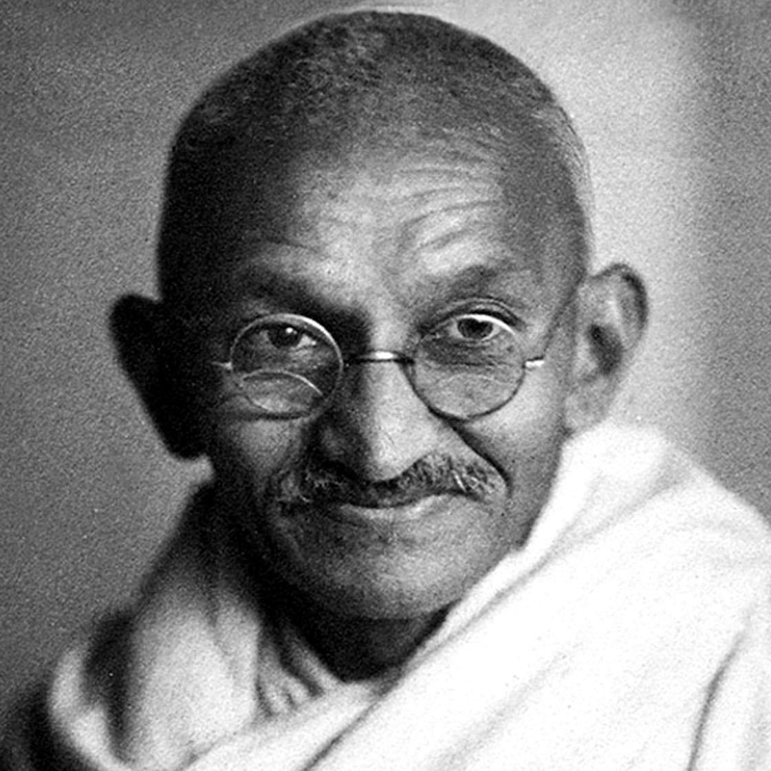 mohandas gandhi Mahatma gandhi was one of the most famous freedom fighters in the history of mankind he led india in its struggle for freedom against the british rule.